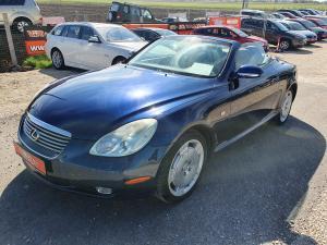 eladó Lexus-SC430-Cabrio használtautó