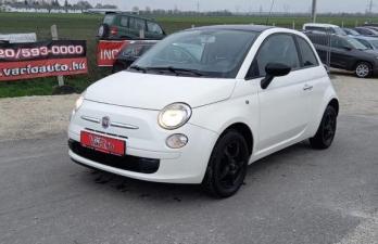 eladó Fiat-500-1.2-8V-Sport használtautó