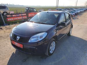 eladó Dacia-Sandero használtautó