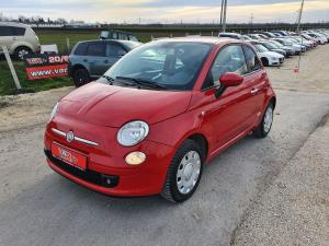 eladó Fiat-500-1.4-16v-Sport használtautó