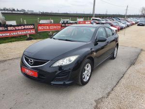 eladó Mazda-6-2.0-Sport-1.-tulajdonostól használtautó
