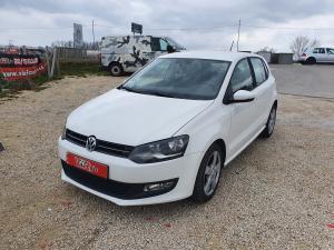 eladó Volkswagen-Polo-1.6-CRTDI használtautó