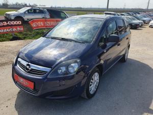 eladó Opel-Zafira-1.6-Selection-7-személyes-- használtautó