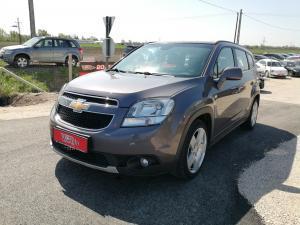 eladó Chevrolet-Orlando-2.0-LTZ használtautó