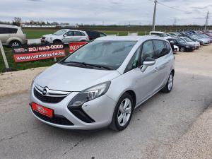 eladó Opel-Zafira-7-személyes-Edition használtautó