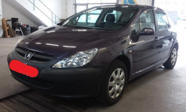 eladó Peugeot-307 használtautó