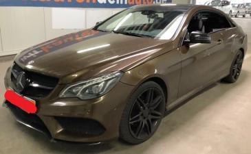 eladó Mercedes-E350-Bluetec-AMG-Line használtautó