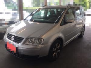 eladó Volkswagen-Touran-1.6-FSi-Trend-7-személyes!!! használtautó
