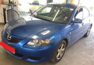 eladó Mazda-3-sedan-1.6-Comfort- használtautó