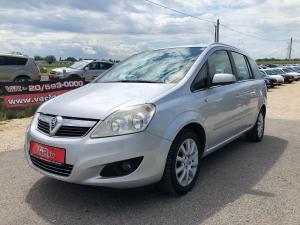 eladó Opel-Zafira-1.6 használtautó