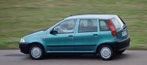 eladó Fiat-Punto- használtautó