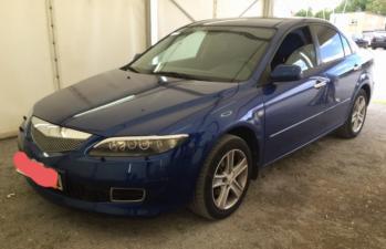 eladó Mazda-6-Sport használtautó