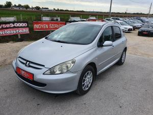 eladó Peugeot-307-2.0-HDi használtautó